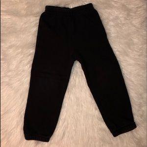 Boy's Elastic Sweat Pants